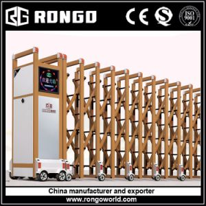 Rongo Brand Used Factory Electric Main Gate
