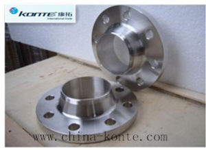 Forged Weld Neck (WN) Stainless Steel Flange pictures & photos