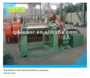 Double Roller Type Open Mixing Mill / Reclaimed Rubber Machine/ Rubber Vulcanizing Press pictures & photos