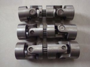 Flexible Gimbal Universal Coupling with Double Joints (WS) pictures & photos
