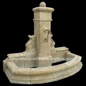 Antique Marble Carving Wall Fountain pictures & photos