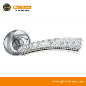 High Design Zinc Alloy Door Lock/ Door Handle (R102-Z142 CP) pictures & photos