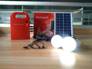 Small Solar Power System pictures & photos