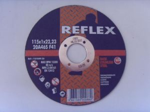 Cutting Wheel Apply to Stainless Steel Inox