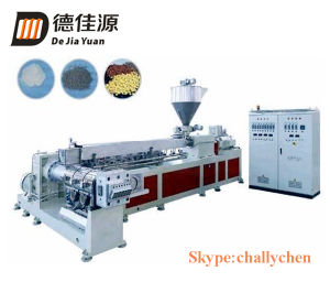 Double Stage Film Recycling Pelletizing Line