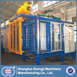 Zhongji Icf Shape Molding Machine with CE pictures & photos