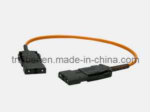 Fddi Fiber Optic Patch Cord (FDDI fiber cable) pictures & photos