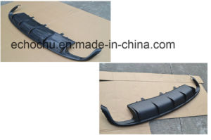 Rear Bumper Splitter Carbon Fiber and PU for Audi A7 2014 (CR01-060-0-1-00) pictures & photos