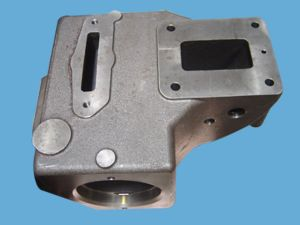 CNC Machined Sand Steel Precision Casting Engine Parts pictures & photos