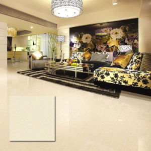 Ivory White Polished Porcelain Floor Tile (VPI6002) pictures & photos