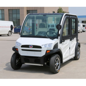A7 Street Electric Car of 4 Seats pictures & photos