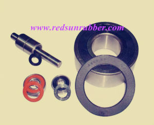 Silicone Seals Gaskets with NBR Rubber