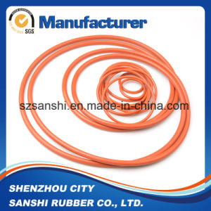 Direct Manufacturer Supplied Silicone Rubber O Ring pictures & photos