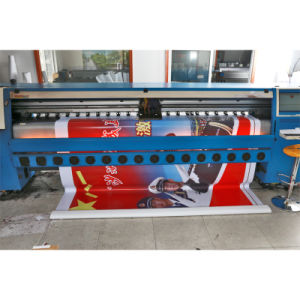 Outdoor Digitial Printing PVC Flex Vinyl Banner for Advertising (GS004) pictures & photos