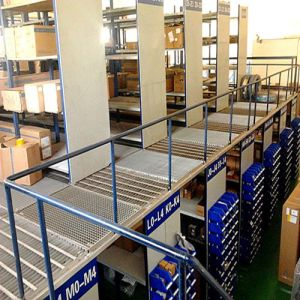 China Supplier of Selective Mezzanine Storage Rack