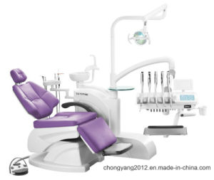 Computer Control Dental Chair Unit with Denmark Linak Motor pictures & photos