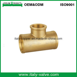 Customized European Quality Brass Forged Equal Tee (AV-BF9011) pictures & photos
