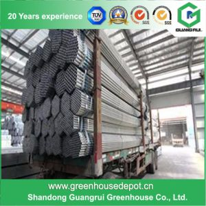 Hot-DIP Galvanized Pipe for Greenhouse pictures & photos