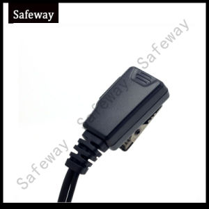 G Shape Earhook Earpiece for Icom Radio IC-F4002 pictures & photos