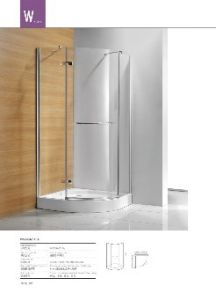 Tempered Glass Shower Enclosure (BA-L739) pictures & photos