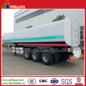 ISO Fuel Tank Semi Trailer for Oil/Gasoline/Diesel/Petrol Transport pictures & photos