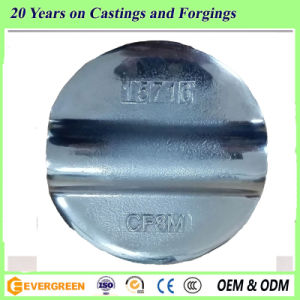 Butterfly Valve Casting Part Steel pictures & photos