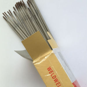 Mild Steel Arc Welding Electrode E7018 pictures & photos