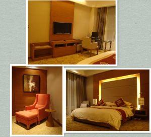 Luxury Star Hotel President Bedroom Furniture Sets/King Size Hotel Bedroom Furniture/Modern Hotel Bedroom Furniture Sets (GLB-9001) pictures & photos