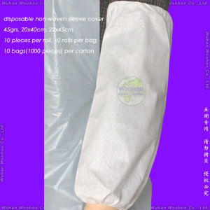 Disposable Nonwoven Sleeve Cover pictures & photos