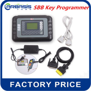 Factory Direct China Supplier V33 New Immobiliser Multi-Languages Free Shipping SBB Key Programmer