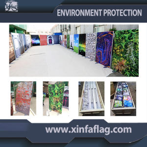 Cost-Effective Aluminum Retractable Roll up Banner Stand pictures & photos