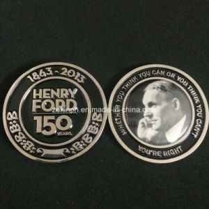 Custom Anniversary Celebration Challenge Coin Souvenir pictures & photos