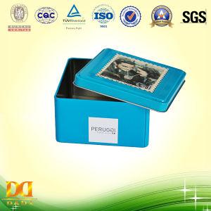 Tie Packing Tin Box, Square Box, Gift Box