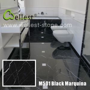 Black/White/Grey/Red/Pink/Brown/Coffee/Yellow/Beige/Golden Marble Tile for Floor/Flooring/Wall pictures & photos