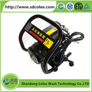 Electric Exterior Wall High Pressure Water Cleaning Machine pictures & photos
