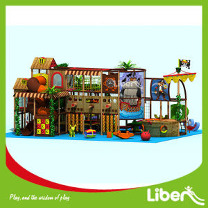 Liben Indoor Playground for Fun with Slides pictures & photos