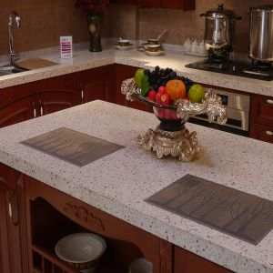 china quartz stone as kitchen countertops and bathroom vanity top
