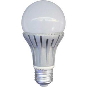 7W Plastic&Aluminium E27 LED Bulb