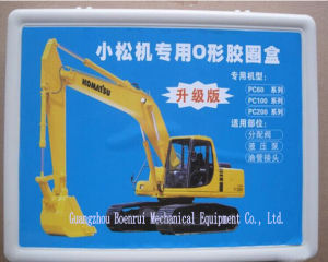 High Quality O-Ring Kit for Komatsu Excavator