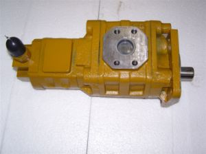 Hydraulic Gear Oil Pump High-Pressure Explosion-Proof Cbg2050-10 16-20MPa pictures & photos