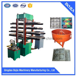 Floor Tile Making Machine with Four Working Layer pictures & photos