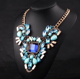 Shourouk Style Fashion Necklace/Fashion Jewelry (XJW13220) pictures & photos