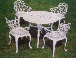 Outdoor Furniture, Garden Furniture, Aluminum Dining Set