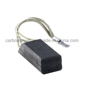 Supply Electro-Graphite Carbon Brush MG117 For Motors pictures & photos