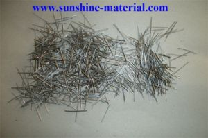 Melt Extract Steel Fiber for Refractory Castable #310, #304, #446, #430