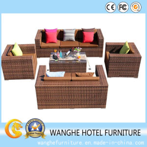 Holiday Village PE Rattan Outdoor Furniture Wicker Furniture Set pictures & photos