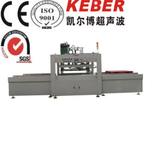 Servo Hydraulic Motor Plastic Pallet Hot Plate Welding Machine (KEB-1112) pictures & photos