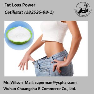 New Fitness Drug Cetilistat Powder on Sale 282526-98-1 pictures & photos