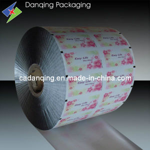 New Products! Hot Sale Laminated Plastic Packaging Film (DQ0065) pictures & photos