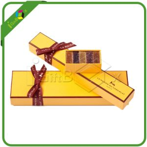 Custom Cardboard Candy Packaging Paper Chocolate Box pictures & photos